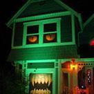 就不怕吓着邻居